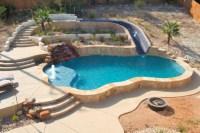 Luxury Backyards - Traditional - Pool - Austin - by Cody ...