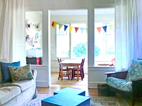 designer mirrors for living rooms room furniture long island sunroom playroom family - eclectic ...