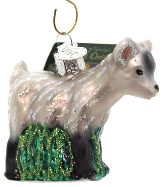 Goat Christmas Ornaments