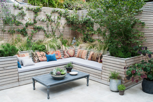 outdoor seating ideas sit