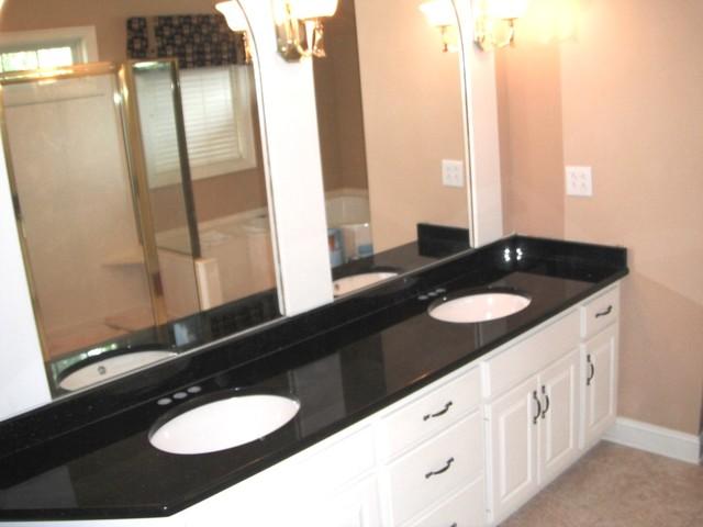 7 2 12 BLACK GALAXY Granite Colors For White Cabinets