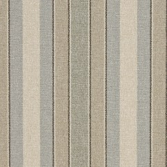 Fabrics For Chairs Striped Restaurant Dining Blue Beige Green Washed Linen Look Woven Upholstery Fabric By The Yard Traditional Palazzo
