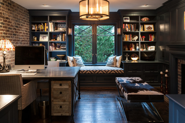 New Orleans Inspired On Yarrow Point Industrial Home