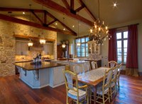 Ranch Home - Rustic - Kitchen - Houston - by Sweetlake ...