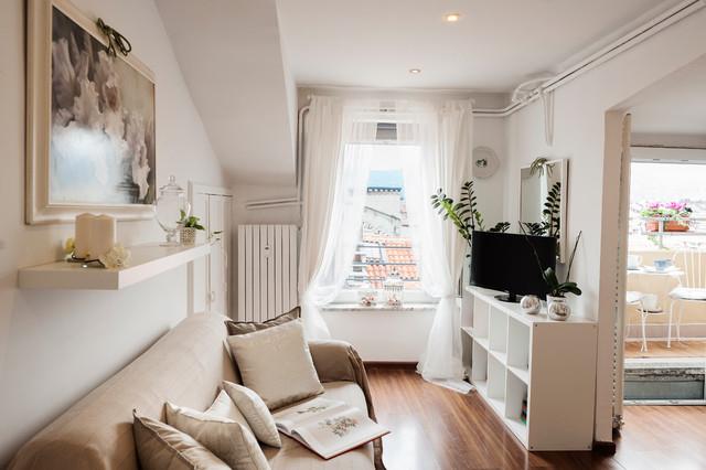 Appartamento Torino Tessuti  Complementi darredo stile Shabby Chic Style