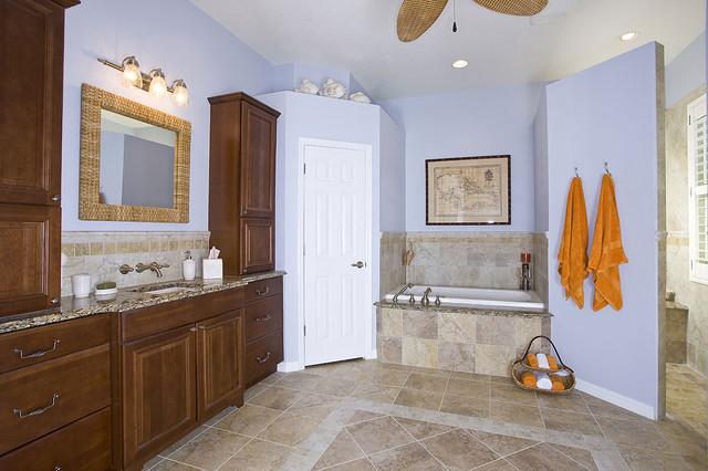 Tommy Bahamainspired Spa Bath  Traditional  Bathroom