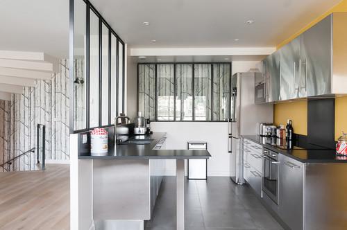 10 ides pour amnager sa cuisine avec une verrire