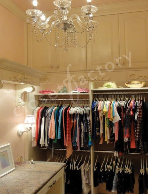 A little girls dream closet  Eclectic  Closet  Dallas
