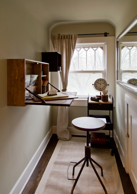 The 48th Symphony Designers' Show House traditional-home-office