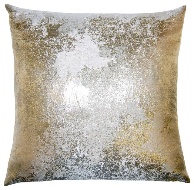Kevin O Brien Studio Small Moroccan Velvet Dec Pillow Casablanca