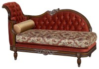 Anabella Chaise Lounge - Traditional - Indoor Chaise ...