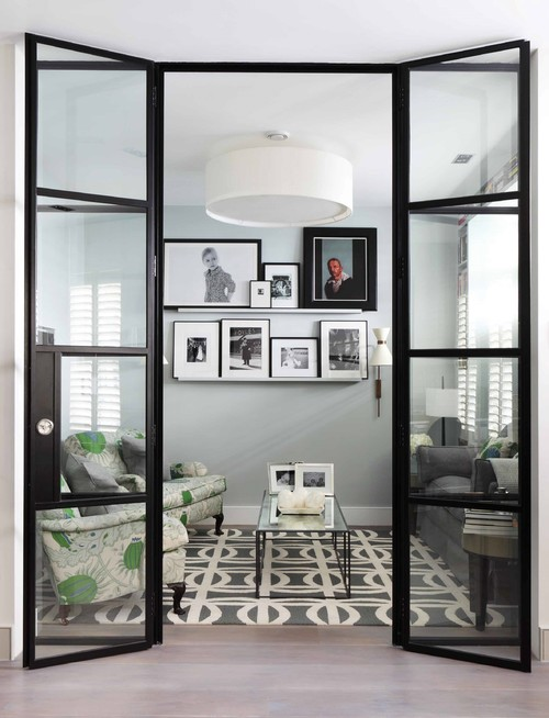 framed wall pictures for living room ireland pink furniture urban home interior what are your thoughts on crittall style windows
