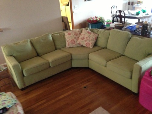 How Much Do I Sell My Used 3 Piece Kincaid Sectional 2years Old For?