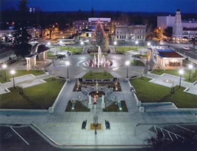 Chico City Plaza