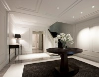 Entry Foyer - Contemporary - Entry - Chicago - by dSPACE ...