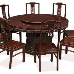 Monarch Double X Back Dining Chairs Fairfield Chair Prices Chinese Style Rosewood Set With 8 Chairs, 60
