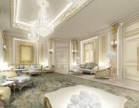 Private palace interior design - Dubai - UAE