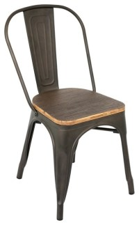 LumiSource Dining Chair - Industrial - Dining Chairs - by ...