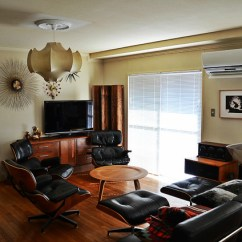Cheap Mid Century Sofas Black White Leather Sofa Uk Mid-century - Modern Living Room