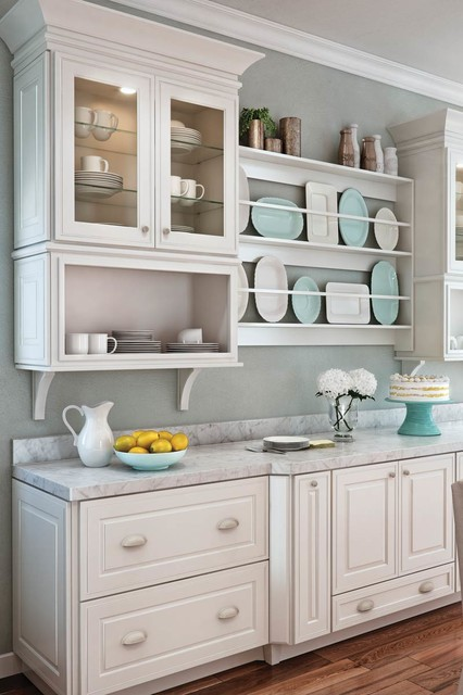 Kitchen Countertop Ideas for White Cabinets