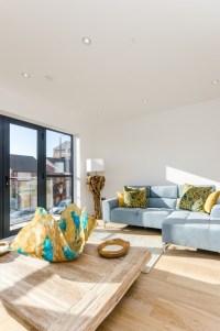 CANARY WHARF E14 - Contemporary - Living Room - London ...