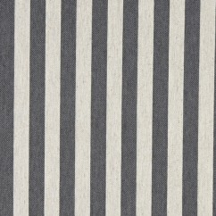 Fabrics For Chairs Striped Silver Metal Dining Grey And Off White Linen Look Upholstery Fabric By The Yard Contemporary Palazzo
