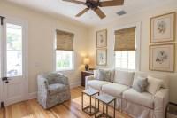 Quaint Key West - Beach Style - Living Room - other metro ...