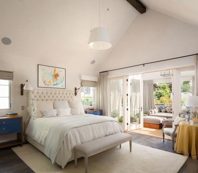 Southern California Homes Transitional Bedroom Los