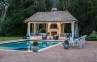 Outdoor Pool Cabana