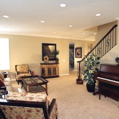Window Treatments For Living Room Ideas Furniture Pictures Previously 19 Foot Ceiling - Now 9 Traditional ...
