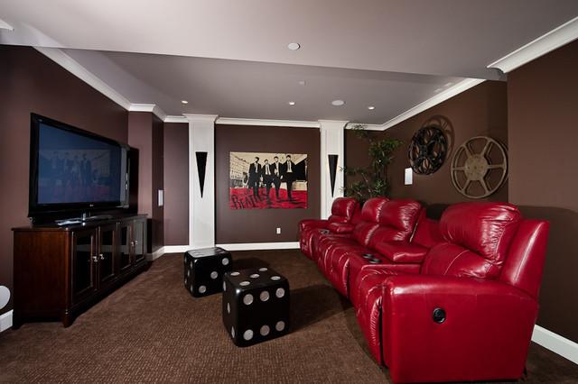 Living Room Storage Ottoman