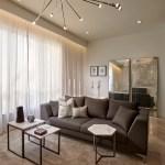 75 Beautiful Brown Marble Floor Living Room Pictures Ideas December 2020 Houzz