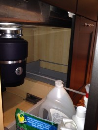 Can I hack a trash pull-out from an Ikea 15 inch depth ...