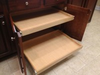 Pull Out Shelves for Base Kitchen Cabinets - Kitchen ...