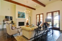 Spanish Colonial - Modern - Living Room - Dallas - by ...