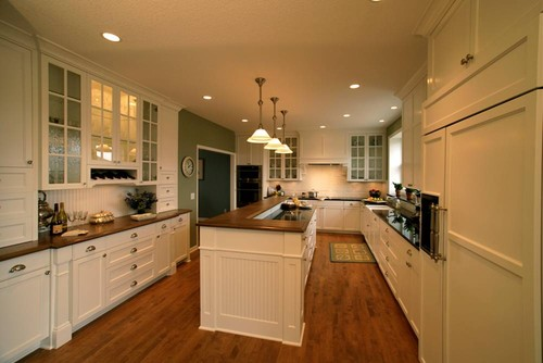 On Painted White Cabinets Should You Use Maple Or Alder