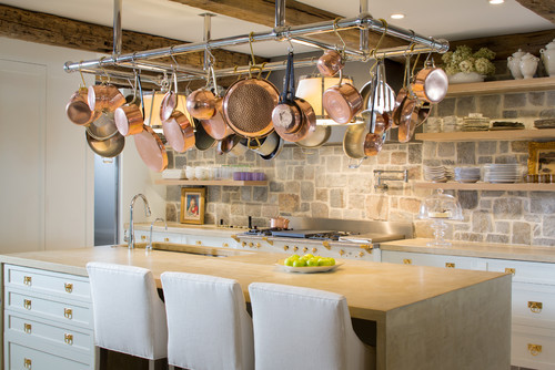 kitchen pot rack slide out 10 storage solutions for pots and pans