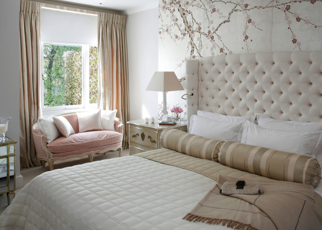 elegant bedroom | houzz