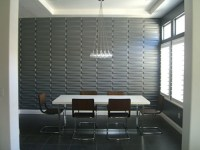 Inhabit Seesaw Wall Flats - 3D embossed wallcoverings ...