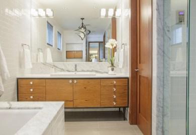 Condo Renovation 1 Contemporary Bathroom Vancouver