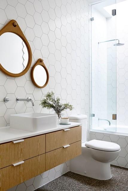 Designer Bathroom Project contemporary-bathroom
