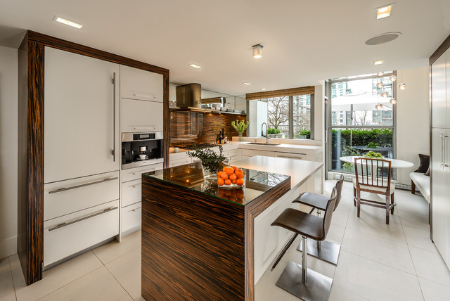Vancouver Kitchen Design Contemporary Kitchen Vancouver By