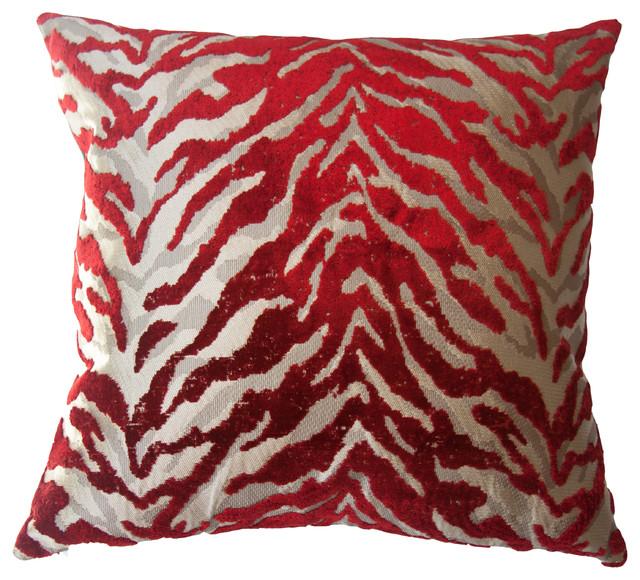 Bella Exotic Pillow, *Houzz Exclusive*