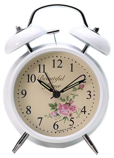 Cute Alarm Clock Stylish Silent Bedside Alarm Clock 35 Midcentury Alarm Clocks By Blancho Bedding