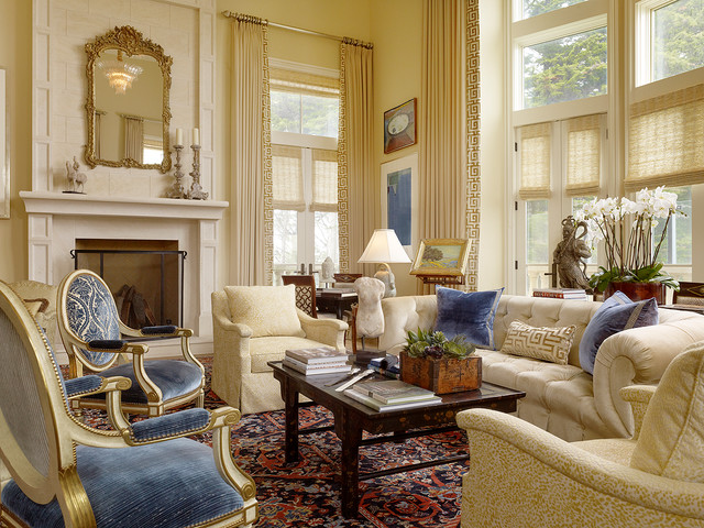 bergere chair for sale folding chairs cheap san francisco city chateau - traditional living room by cecilie starin ...
