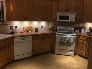 Need help choosing range colorwhite Mismatched appliances