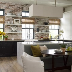 Brick Backsplash In Kitchen Barbie Sets Design Donna S Blog Kevin Spearman Group Inc