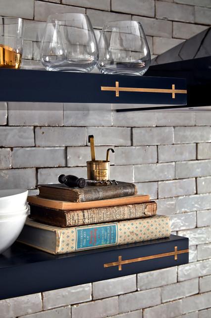 zellige terracotta tiles showing class and elegance in luxury kitchen design modern