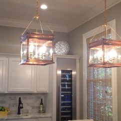 Cheap Side Tables For Living Room Tv Furniture Ideas Hanging Lantern, Copper Lanterns - Traditional Kitchen ...