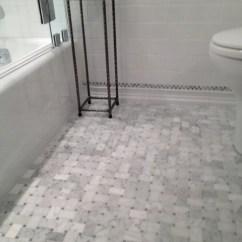 Swivel Tub Chairs Modern Folding White & Silver Marble Bathroom.